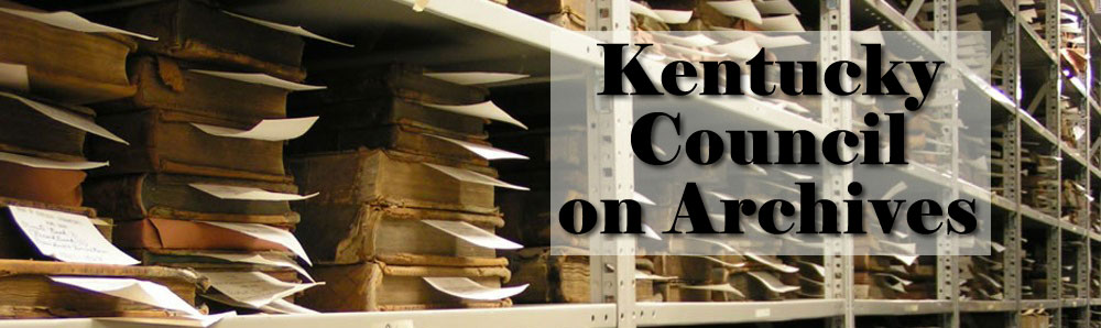 Kentucky Council on Archives
