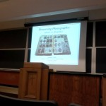 Title slide of Preserving Photographs: Ideals vs. Realities